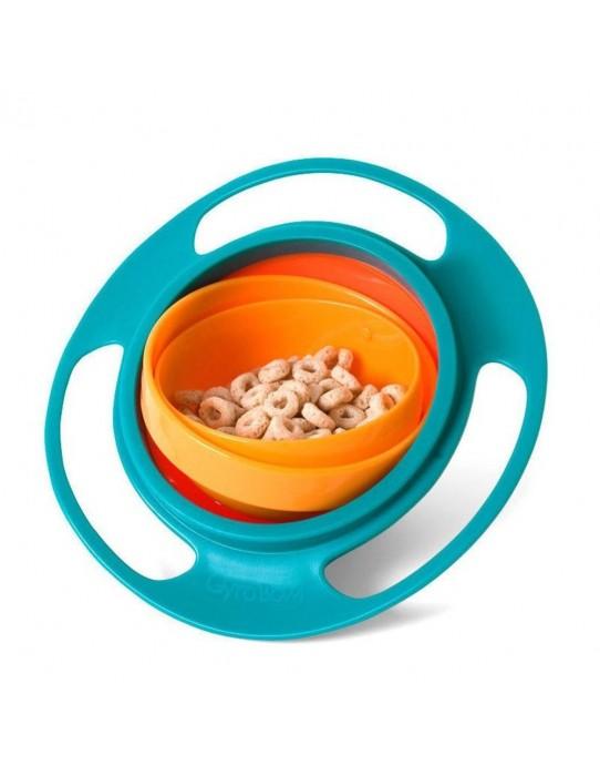 Bol à rotation 360° Anti-éclaboussures (pour enfants)