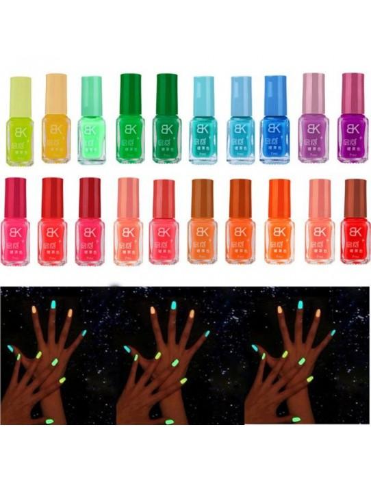 Vernis à ongle Fluorescent