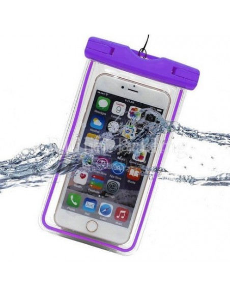 Waterproof pouch for Smartphone