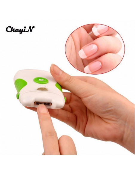 Cortador de uñas eléctrico