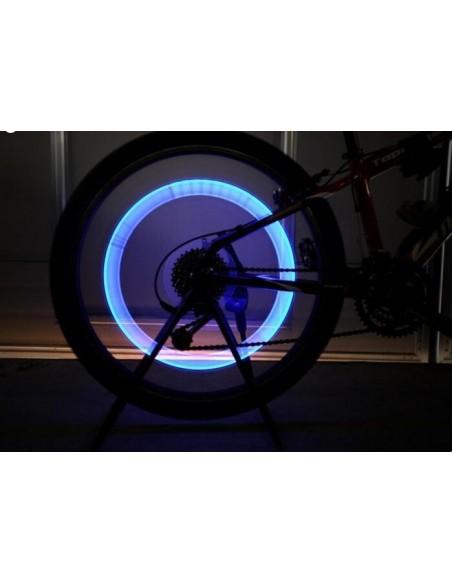 Eclairage LED pour roues