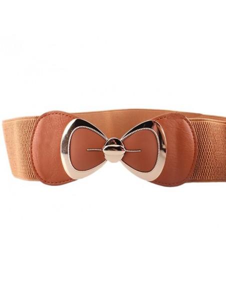 Cinturon elástico con lazo