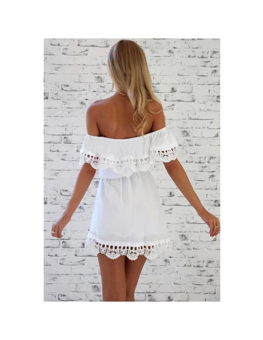 Robe Sans Bretelles