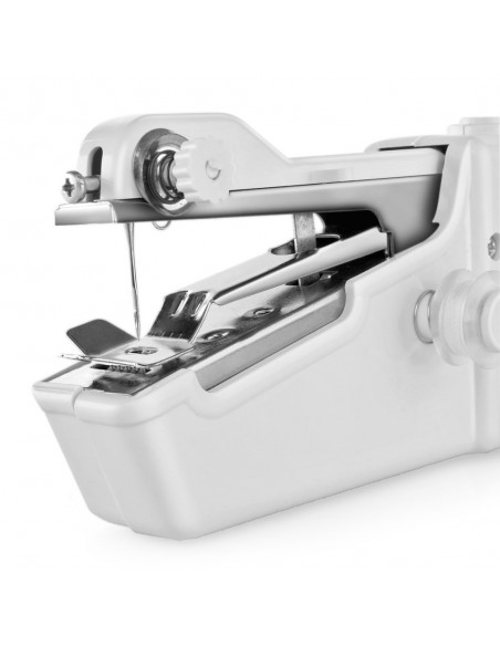 Máquina de coser - Conveniente y rápido.