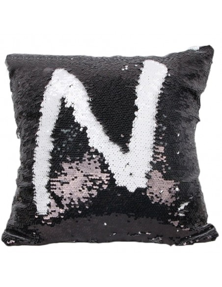 Sequins Cushion Cover