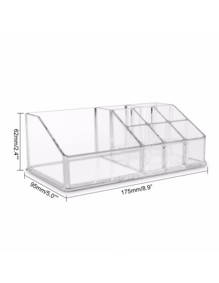 Cosmetic Storage 9 Compartments