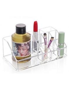 Almacenaje cosmético 9 compartimentos