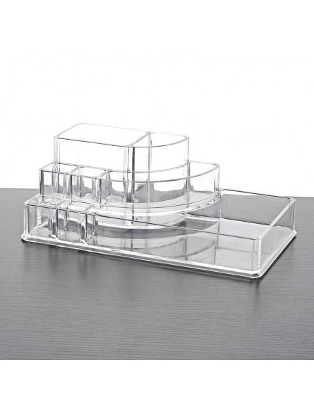 Rangement Cosmétiques 8 Compartiments