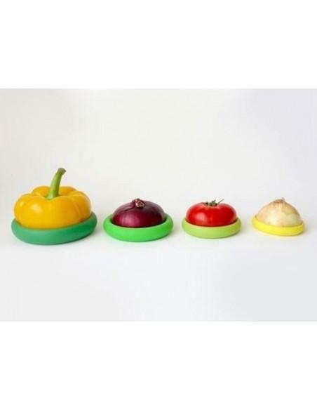 4PCS - Mantenga su comida fresca.