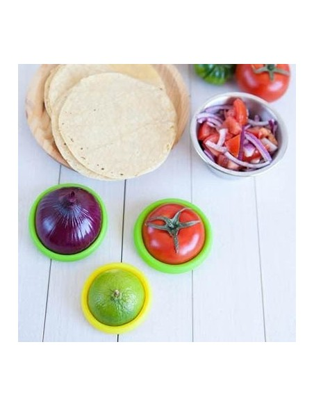 4PCS  - Gardez votre nourriture fraîche.