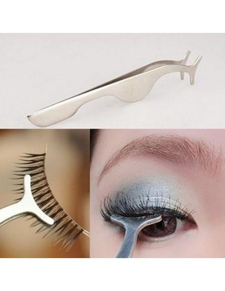 Pliers for false eyelashes