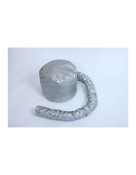 Chapeau Séchoir - Séchage cheveux : Portable & Souple.