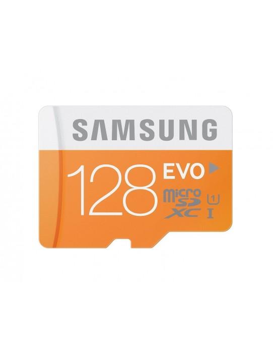 Tarjeta de memoria SAMSUNG Micro SD - 128 GB