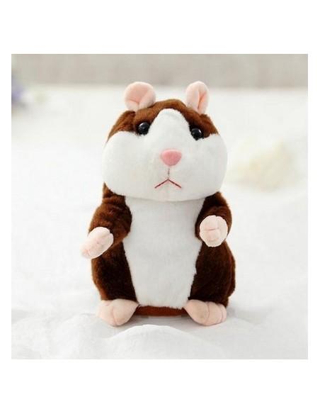 Hamster hablando por bebe