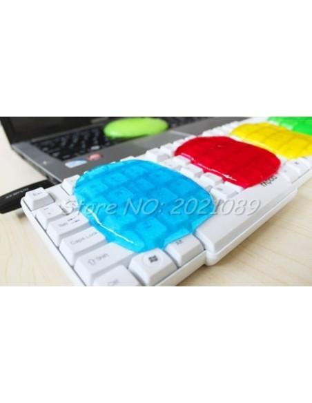 Anti-dust gel