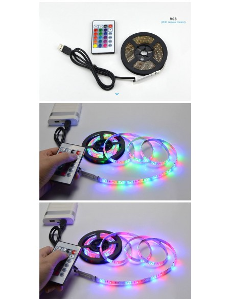 Décoration LED USB