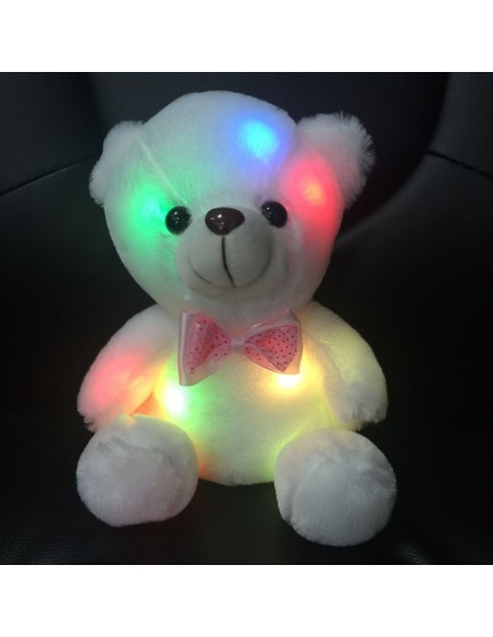 Peluche Ours Lumineux