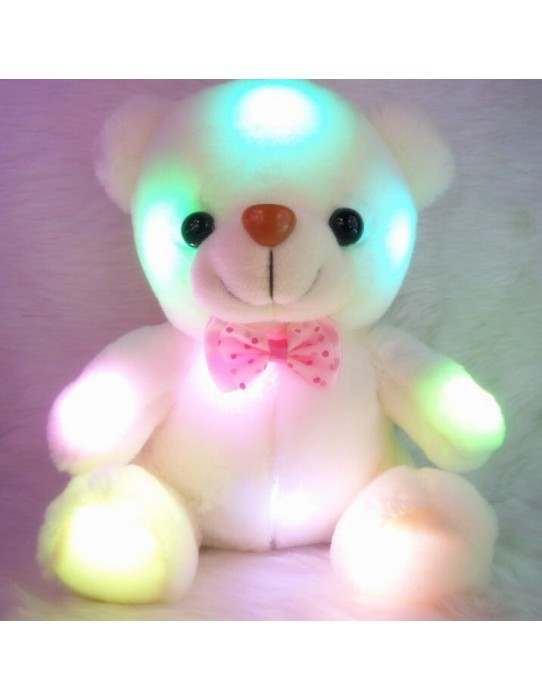 Felpa de oso brillante