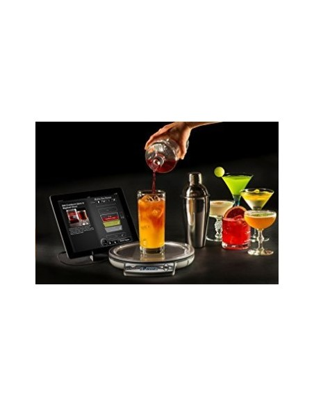 Perfect Drink connected cocktail scale