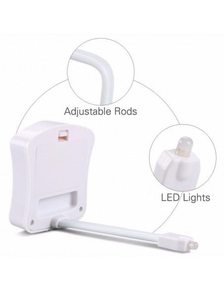 Smart LED WC - MOTION DETECTION 8 Colors.