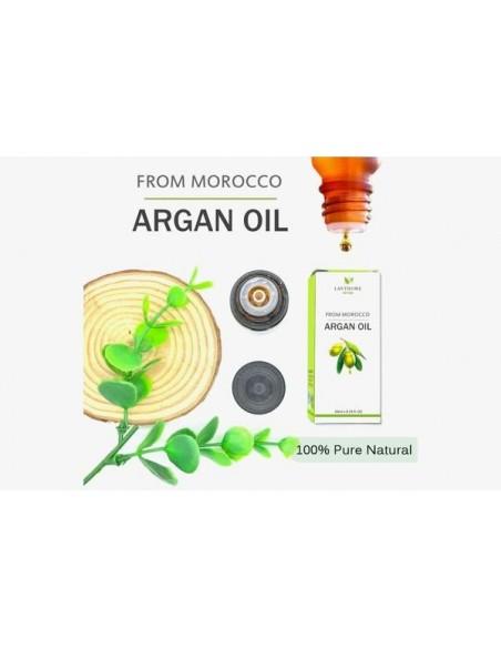 Huile d'argan pure du Maroc 100% naturelle