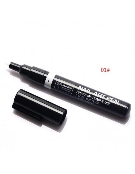 Pen nail polish Nail Art Pen