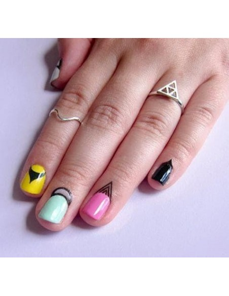Stylo vernis à ongles Nail Art Pen