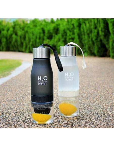 H2O Infuser ™ - Botella de jugo de agua.