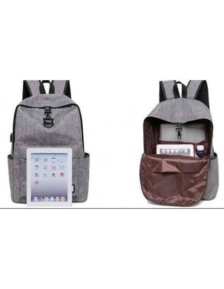 USB anti-theft bag