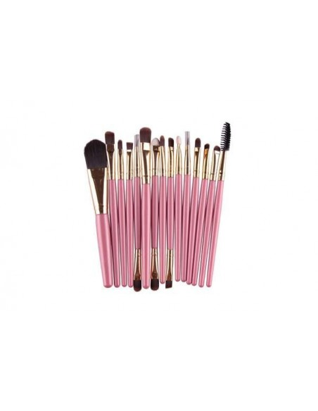 15 Professional Makeup Brushes
