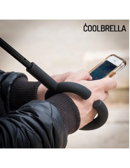 Parapluie à fermeture réversible COOLBRELLA