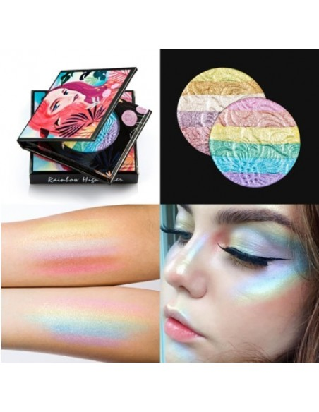 Rainbow Highlighter : l'illuminateur de teint arc-en-ciel
