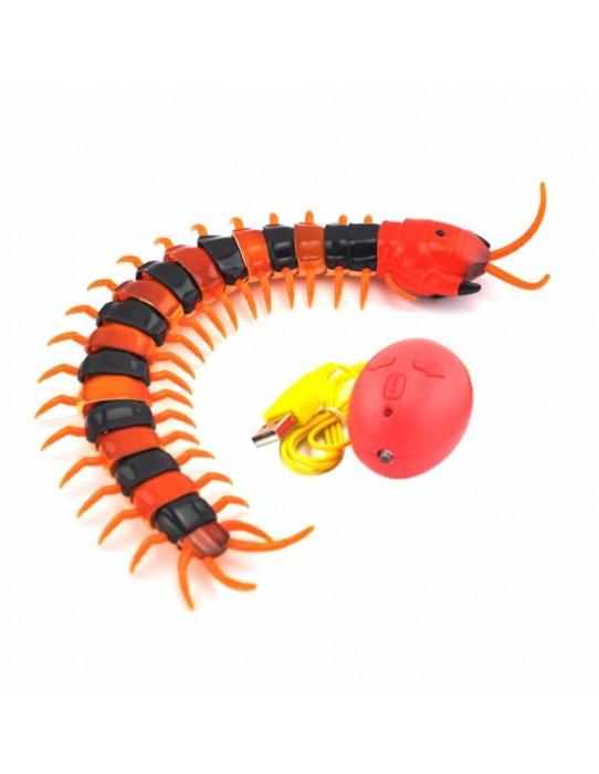 Remote controlled centipede game