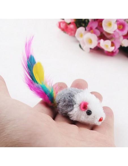 10 pequeños ratones para jugar!