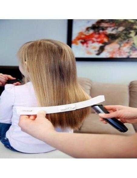 Barrettes de coupe cheveux pour Frange et pointes