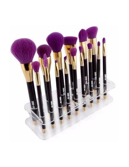 Support pour pinceaux de maquillage