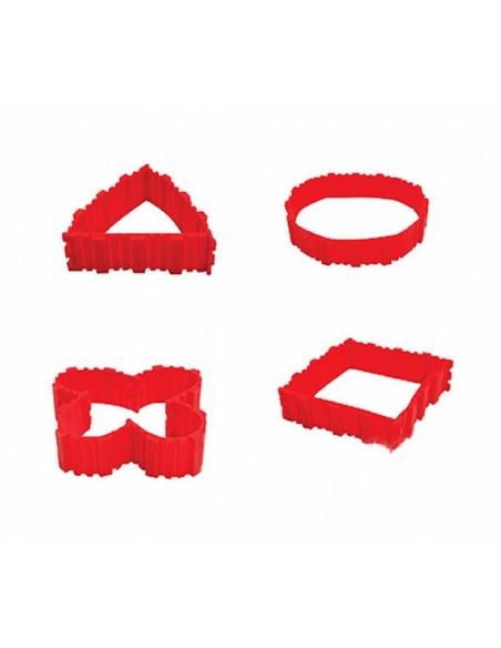 Molde de pastel modular
