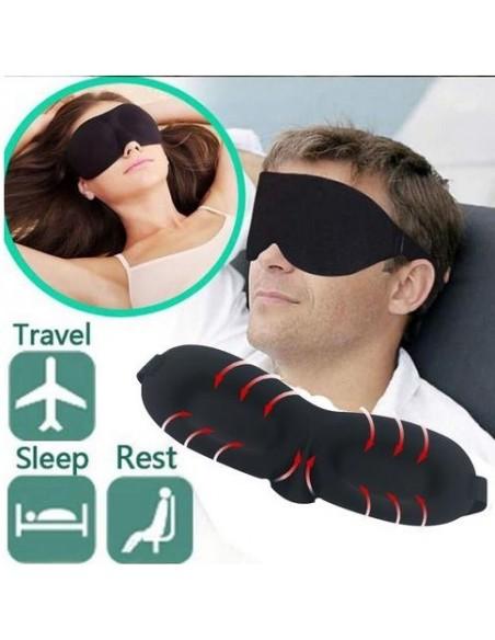 Mascara de dormir 3d