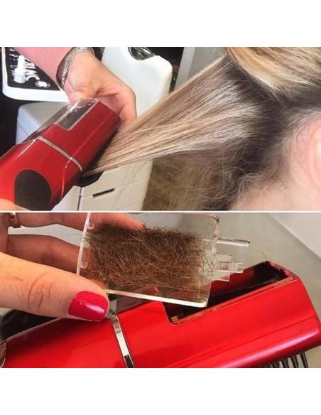 Splitless, brosse pour cheveux