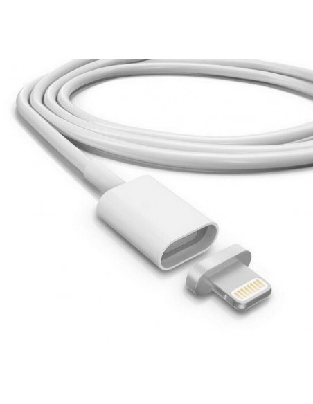 Magnetic charger cable for iPhone and Android