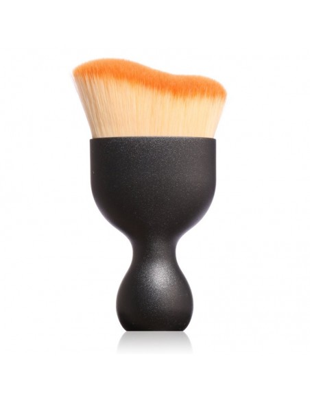 Multi-function brush for S complexion
