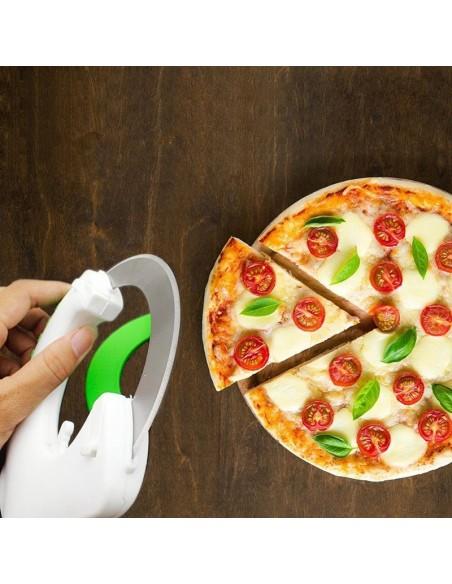 Circular kitchen knife