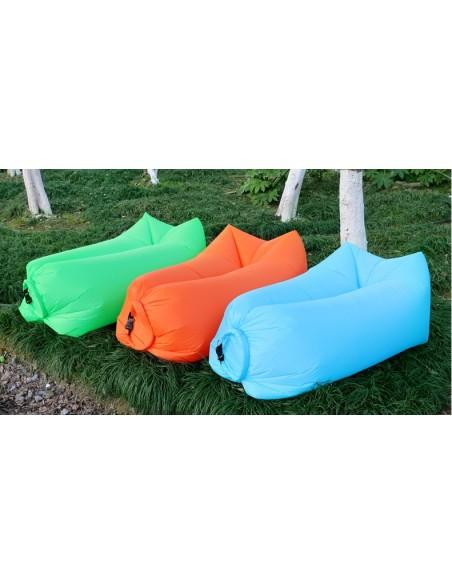 Sofá inflable de aire
