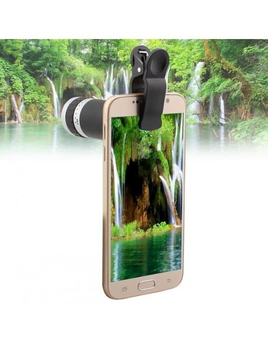 Lente ZoomPro HD para cámara de Smartphone