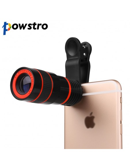 ZoomPro HD Lens for Smartphone Camera