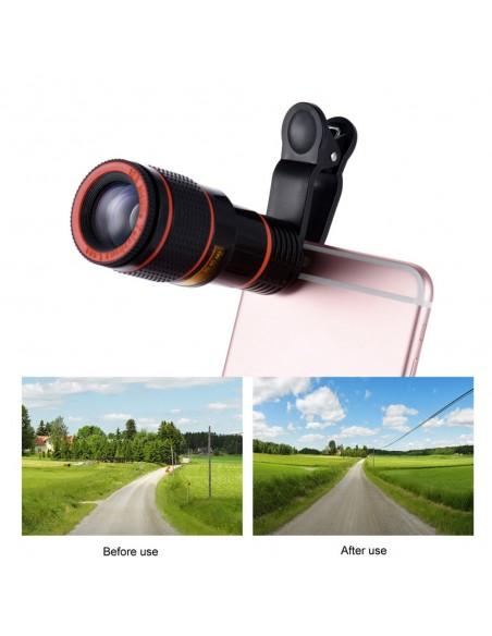 Lentille HD ZoomPro pour caméra de Smartphone
