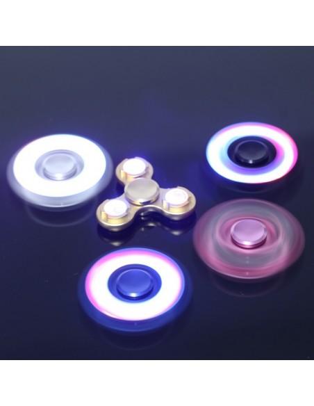 Spinner de mano LED