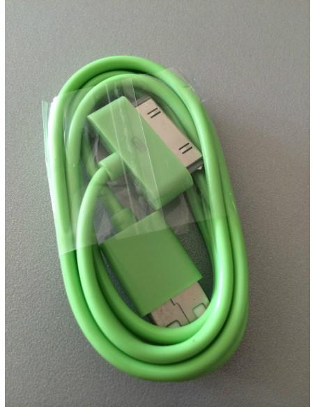 Câble USB couleur iPhone 3 et 4