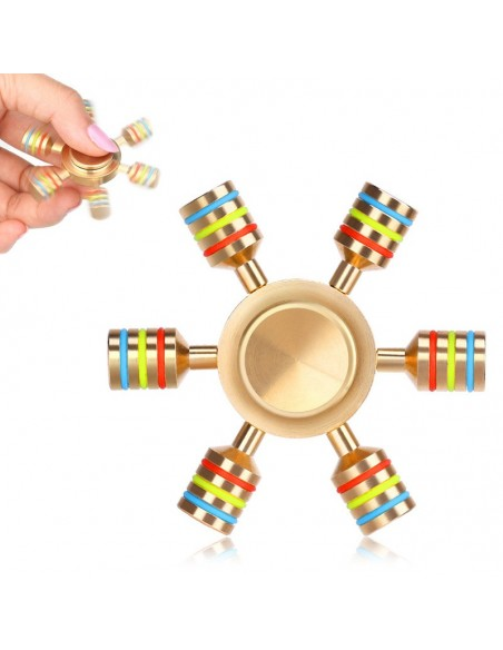 Hand Spinner with 6 heads
