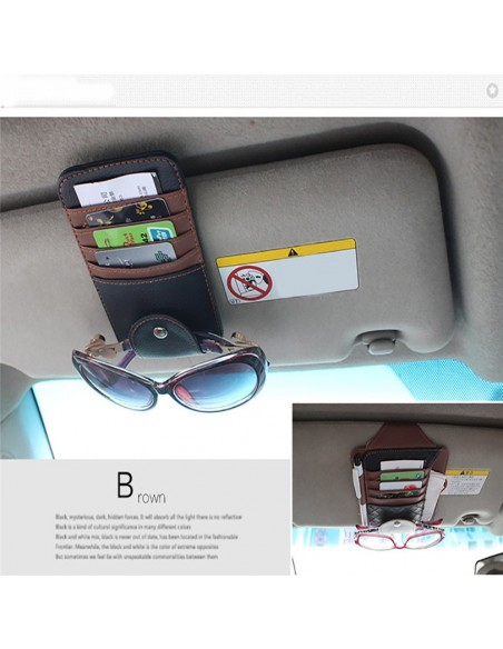 Card Holder and Car Bezel